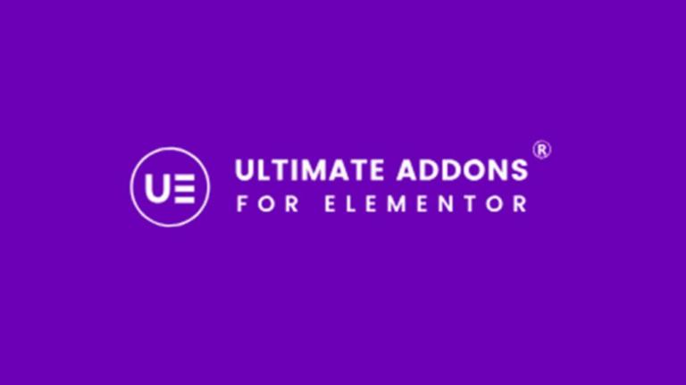 Ultimate Addons Elementor BANNER