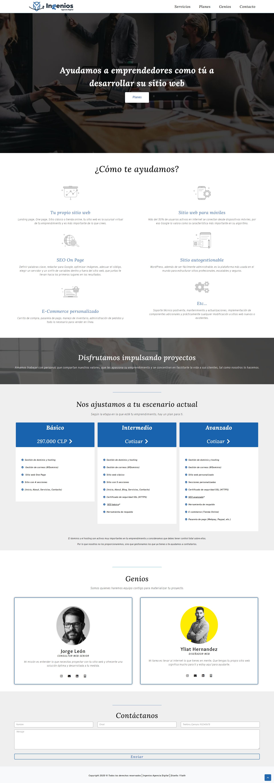 agencia digital de diseño web